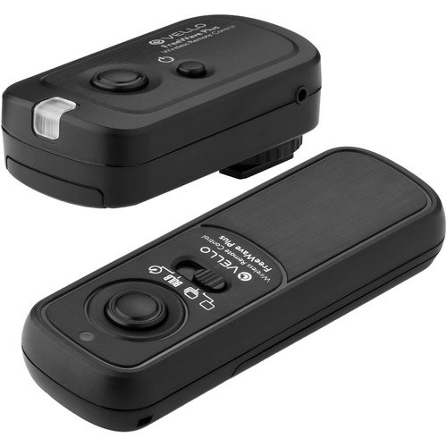 Vello FreeWave Plus Wireless Remote Shutter Release for Sony Multi-Terminal