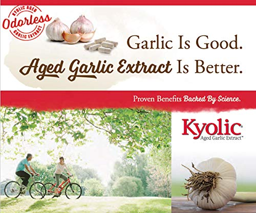 Garlic Formula 100 Original Cardiovascular Formula