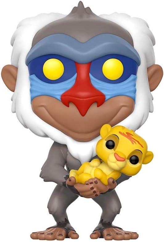 El Rey León- Figura de Vinilo Rafiki, colección Disney (Funko 20095)