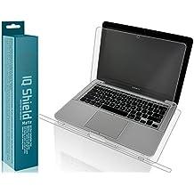 """Apple MacBook Pro 13"""" Screen Protector, IQ Shield Matte Full Coverage Anti-Glare Full Body Skin + Screen Protector for Apple MacBook Pro 13"""" (2009-2012 A1278) Bubble-Free Film with"""