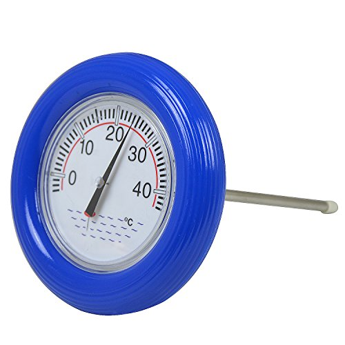 Pool Schwimmbad Thermometer Poolthermometer Teich Modell PoolOK 3112