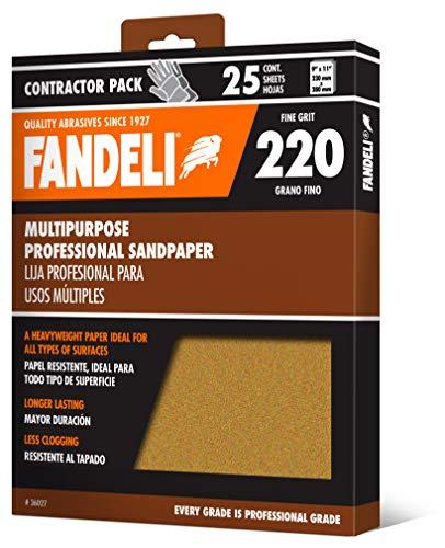 Best Power Sander Sanding Sheets