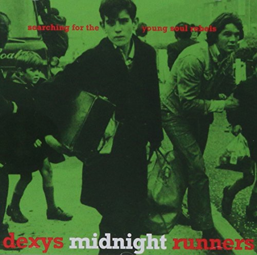 DEXYS MIDNIGHT RUNNERS Searching Young Soul Rebels T-SHIRT come on eileen CD rW