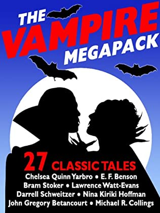 book cover of The Vampire Megapack