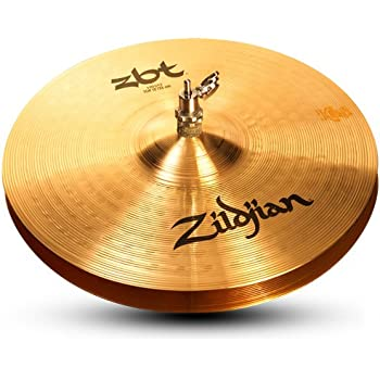this item zildjian zbt 13 hi hat cymbals pair