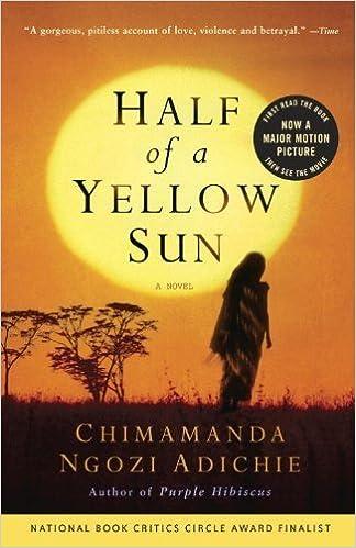 book sun of a half yellow