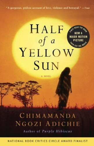 Half of a Yellow Sun by Adichie, Chimamanda Ngozi (2007) Paperback