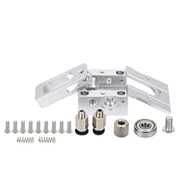 ZREAL Kit de Montaje para Jeringuilla de Metal de Bulldog DIY de ...