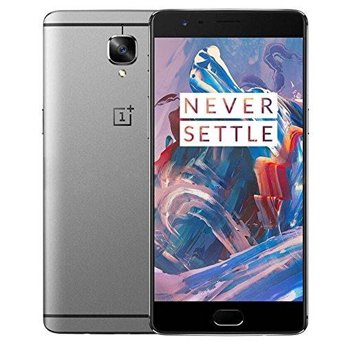 OnePlus 3, RAM 6GB+ROM 64GB 4G FDD-LTE 5.5 inch Android 6.0 Smart Phone Qualcomm Snapdragon 820 Quad Core 2x2.2GHz +...