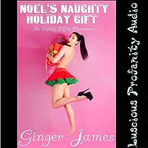 Noel's Naughty Holiday Gift Audiobook