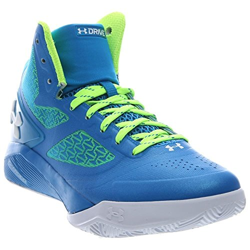 Under Armour Mens Ua Clutchfit Drive Ii Snorkel / Fuel Green