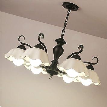 AWCP Candelabro: lámpara de cerámica Creativa, Sala de ...