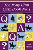 img - for Pony Club Quiz Book: part 1 book / textbook / text book