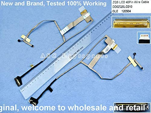 Cable Length: Other Computer Cables Original LCD LED Video Flex Cable for ACER Aspire E1-471 E1-471G V3-471 V3-471G Laptop Cable DD0ZQSLC010 DD0ZQSLC020