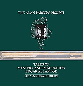 Tales Of Mystery & Imagination (40th Anniversary) (3CD + Blu‐Ray‐Audio + 2LP)