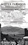 Mister Paradise and Other One Act Plays, Tennessee Williams, 0811216209
