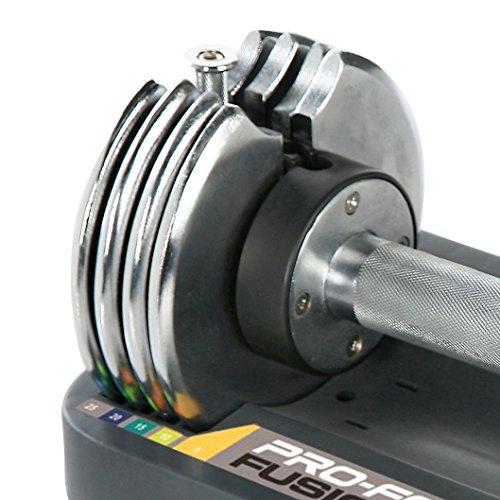 Adjustable Weights Ratings: ProForm 25-Pound Adjustable Dumbbells
