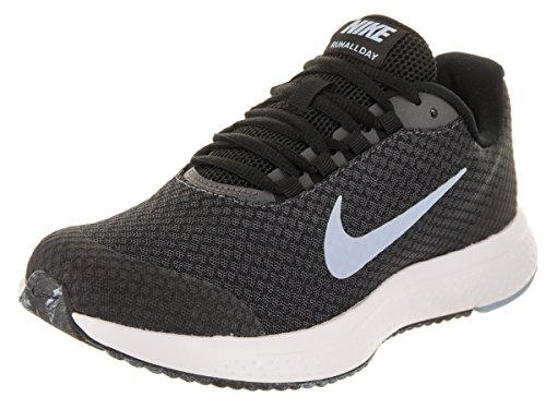 Noir 5 Us Shoe Nike Fonc Leche Femme bleu 5 Gris Running Runallday SpxxqFwZB