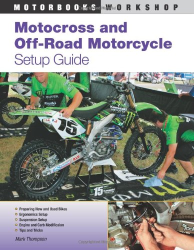Motocross and Off-Road Motorcycle Setup Guide (Motorbooks Workshop) - Dirt Bike Owners Manual