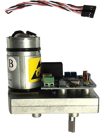 Almencla 12mm Acier WORM Gear de Roue WORM Gear Kits de Tige 0,8 Modulus Ratio de R/éduction du Drive Gear Box 40T