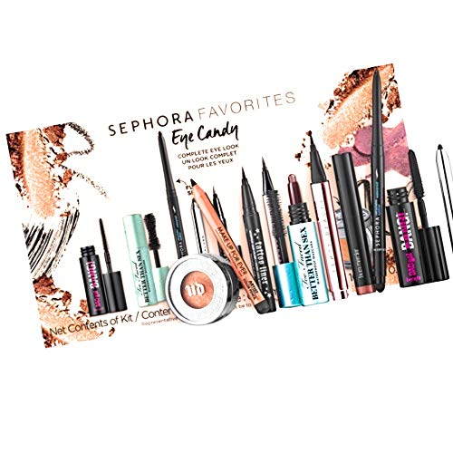 Sephora Favorites Eye Candy The Complete Look 9 Piece Multi Brand Makeup Set