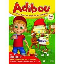 Adibou jongle avec les mots et les nombres 5-6 ans (vf - French software)