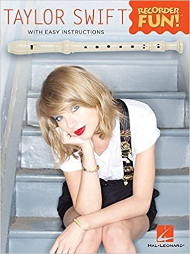 Amazon Taylor Swift Recorder Fun With Easy Instructions