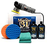 Porter Cable 7424xp Marine 31 Boat Polish & Wax Kit