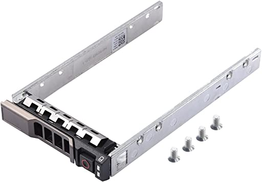 "2.5/"" Inch SAS SATA HDD Hard Drive Tray Caddy For Dell PowerEdge R820 US Seller"