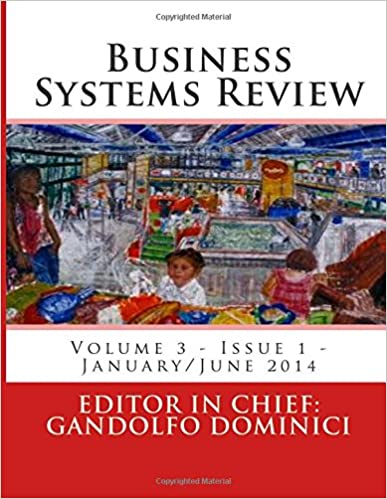 Business Systems Review: Volume 3, Issue 1, January/June, 2014