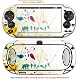 Decalrus Matte Protective Decal Skin Sticker for Sony PlayStation PSP Vita Handheld Game Console case cover Mat_PSPvita-156