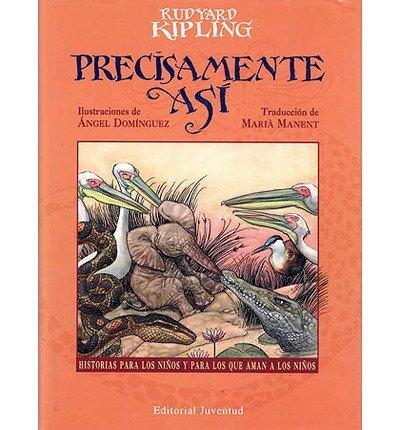 Read Online Precisamente Asi (Hardback)(Spanish) - Common pdf epub