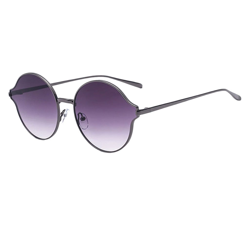 Zhhlaixing Moda Fashion Womens Mens Sunglasses Round Frame Color Film Personality Glasses for Unisex ZL9JpW