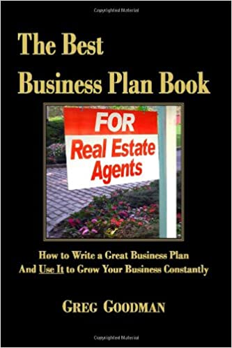 How to write a business plan book