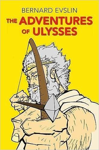 Book The Adventures of Ulysses by Bernard Evslin (2016-06-28)