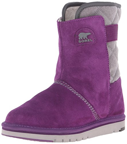 SOREL Youth Campus G Cold Weather Boot (Little Kid/Big Kid), Glory, 7 M US Big Kid by SOREL (Image #1)