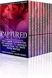 Captured Boxed Set: 9 Alpha Bad-Boys Who Will Capture Your Heart (English Edition)