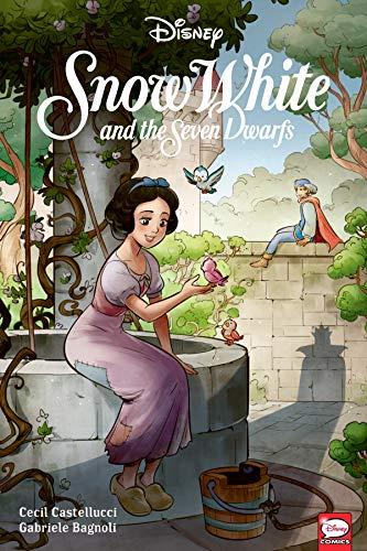 Disney Snow White and the Seven Dwarfs ()