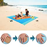 Discreet Outdoor Beach Mat Sand Travel Magic Sand Free Mat Beach Picnic Camping Waterproof Mattress Blanket Foldable Sandless Beach Mat Cheap Sales 50% Sports & Entertainment Camping & Hiking