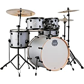 Mapex Storm Rock 5-piece Drum Set 8