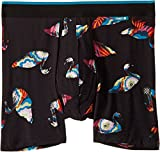 Stance Men's Swans Butter Blend Wholester Underwear (Black, Small)