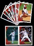 2010 Topps Baseball Cards Complete TEAM SET: Cincinnati Reds (Series 1 & 2) 19 Cards including Mike Leake, Cueto, Votto, Stubbs, Rolen, Bruce, Cordero, Taveras & more!