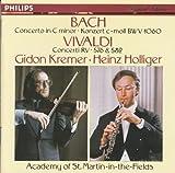 Bach: Concerto in C minor BWV 1060; Adagio
