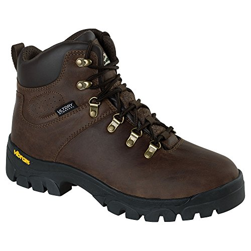Classic Hiking Boots Munro of Hoggs Fife Brown qvwRHB6