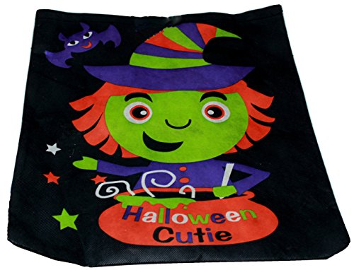 Happy Home Gifts Halloween Cutie Witch Trick or Treat Bag