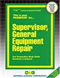 Supervisor, General Equipment Repair, Jack Rudman, 0837314585