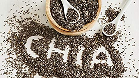 Amazon.com: Semillas de Chia – 200 Count – Tipo: Salvia ...