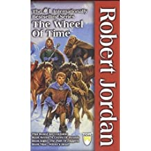 The Wheel of Time, Box Set 3: Books 7-9 (A Crown of Swords / The Path of Daggers / Winter's Heart) by Jordan, Robert 1st (first) edition [Paperback(2002)]