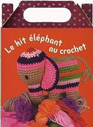 Le kit éléphant au crochet