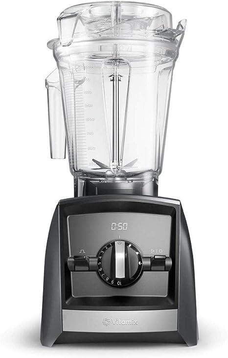 Vitamix Ascent 2500i Batidora vaso, 1400 W, 2 litros, Libre BPA, Pizarra: Amazon.es: Hogar